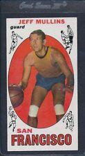 1969/70 Topps #070 Jeff Mullins Warriors EX *781