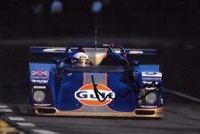 Derek Bell SIGNED, Kremer-Porsche K8 Spyder   Le Mans 24hrs 1994