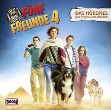 CD * FÜNF FREUNDE - HÖRSPIEL / CD ZUM KINOFILM 4 # NEU OVP =