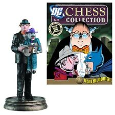 Eaglemoss Chess NEW * Ventriloquist * #29 Black Pawn DC Comics Batman