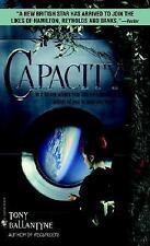 Capacity by Tony Ballantyne 2006