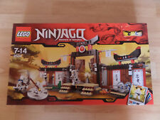 NEU + OVP LEGO NINJAGO Spinjitzu Trainingszentrum (2504) 7-14 Jahre