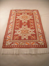 Persian Design Art Woven Carpet Dollhouse Rug Furniture Tablecloth Wall Hanging