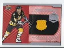 15-16 UD Piece of History 1000 Points Club Jersey Adam Oates  #PC-AO +1jersey