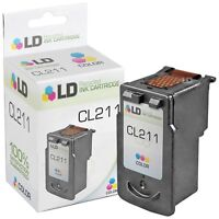LD 2976B001 CL211 Color Ink Cartridge for Canon PIXMA iP2700 iP2702 MP230 MP240