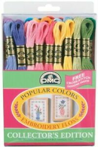 DMC Floss Popular Colors 36 Skeins 6 Strand Embroidery Thread
