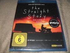 The Straight Story (1999) David Lynch Rare Region B (READ DETAILS!) NEW Blu-ray