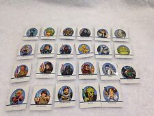 Milton Bradley Star Wars Guess Who Game 23 Face Cards for Blue Gameboard 2008