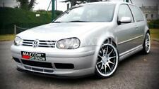 BODY KIT PARAURTI LAMA Splitter anteriore VW Golf IV MK4 25TH version 1997-2003