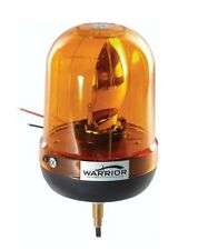 12v Single Bolt Rotating Halogen Beacon Flashing Car Light