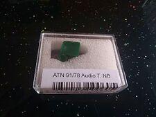 Audio TECHNICA ATN 91-78 gomma lacca PUNTINA stylus imitazione replica