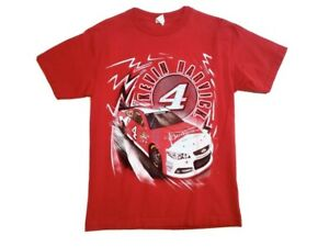 Kevin Harvick #4 T-shirt Budweiser Nascar Size (XL) Extra Large New With Tags