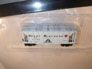 Intermountain HO Great Northern GN 34' ACF 70-T 1958 CF Hopper Gray #71340