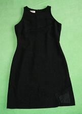 Mexx black party occassion elegant womens dress size UK 10 EUR 38