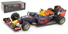 Spark S5023 Red Bull RB12 Ganador GP de Malasia 2016-Daniel Ricciardo 1/43 Escala