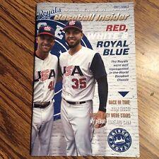 Kansas City Royals 2017 Baseball Insider  Vol. 2 DANNY DUFFY ERIC HOSMER