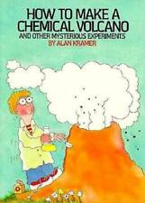 Science and Ecology: How to Make a Chemical Volcano and Other Myster - VERY GOOD