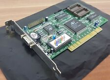 1MB PCI Grafikkarte Avance Logic Expert Color DSV-2302P VER 2.0 von 1995 !!
