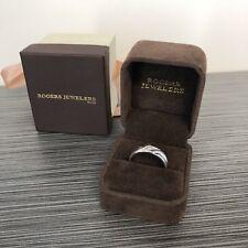 Rogers Jewelers Men's Diamond Wedding Ring / Band