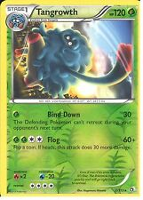 POKEMON BLACK AND WHITE LEGENDARY TREASURES - TANGROWTH 2/113 REV HOLO