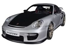 PORSCHE 911 (997) GT2 RS SILVER 1/18 DIECAST MODEL CAR BY AUTOART 77961