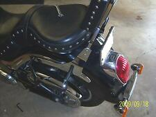Studded Sissy Bar/Backrest - Kawasaki Vulcan 2000 VN2000