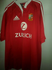 British Lions 2005 short sleeve Rugby Union Shirt adult xl (31544)