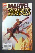 Marvel Zombies #1 Marvel Comics 2006 Amazing Fantasy 15 Homage Cover