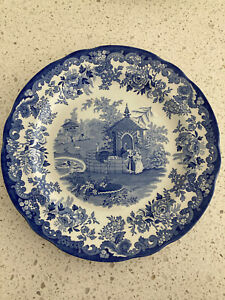 Spode Blue Room Collection The Ostrich House