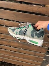 Vintage 2013 Nike Air Max 95 Premium Tape Camouflage pack Bright Green 8.5