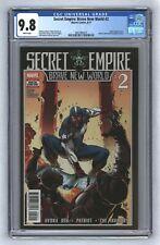 Secret Empire Brave New World #2 1st Rayshaun Lucas as Patriot Champions CGC 9.8