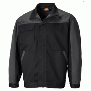Dickies EDCVCJK Two-Tone Work Jacket Black