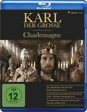 KARL DER GROSSE-CHARLEMAGNE - WENGLER,GABRIELE  2 BLU-RAY NEW