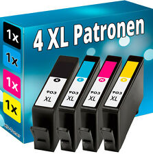 4x DRUCKER PATRONEN 903 für HP OfficeJet 6950 6960 6962 6968 6970 6975 6978