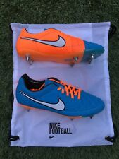 BNIB Nike Tiempo Legend V SG Pro Football Boots. Size 8 UK.