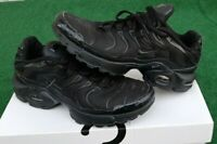 Nike Air Max Plus Tn Triple Black Anthracite Rare
