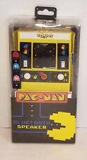 NIB Pac-Man Arcade Wireless Bluetooth Speaker Rechargeable Battery Portable