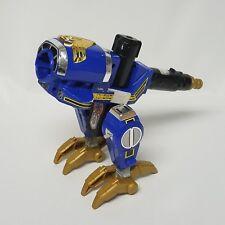 Power Rangers LightSpeed Rescue Bird 1999 Bandai Blue Gold Talons Weapon