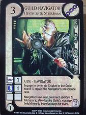 Dune CCG EOTS RARE - Guild Navigator