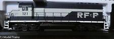 Atlas HO #10002428 GP40 Locomotive-Richmond Fredericksburg & Potomac (Rd #121)