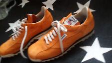 Walsh Bolton, Leder Sneakers, Sportschuhe, Schuhe, Gr. 40