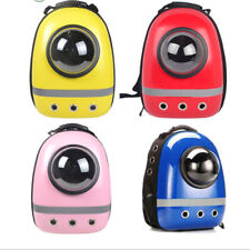 Cat Dog Pet Capsule Breathable Bag Carry Convenient Comfortable Backpack
