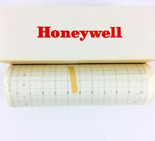 Lot of 10 NEW Honeywell Paper Strip Chart Recorder Roll 100-055