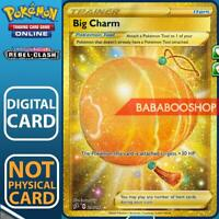 Big Charm Full Art SR 206/192 Rebel Clash for Pokemon Card Online TCG Digital