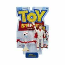 Toy Story 4 7 Inch Forky & Duke Caboom Figure Pack Set