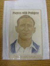 circa 2011 Cricket: Pedigree Picture Beer Mat - Sir Leonard Hutton 'Players With