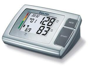 Beurer BM34 Digital Upper Arm Automatic Blood Pressure with Memory Monitor NEW