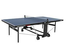 Stiga Tischtennisplatte Performance Indoor Blau mit Netz Tischtennistisch
