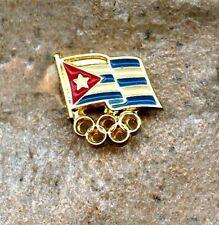 NOC Cuba 1992 Barcelona OLYMPIC Games Pin