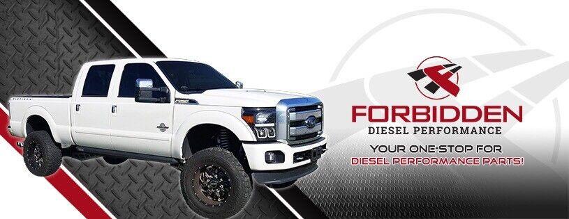 Forbidden Diesel Performance